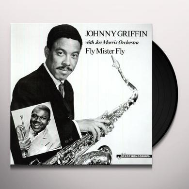 Johnny Griffin / Joe Morris FLY MR FLY Vinyl Record