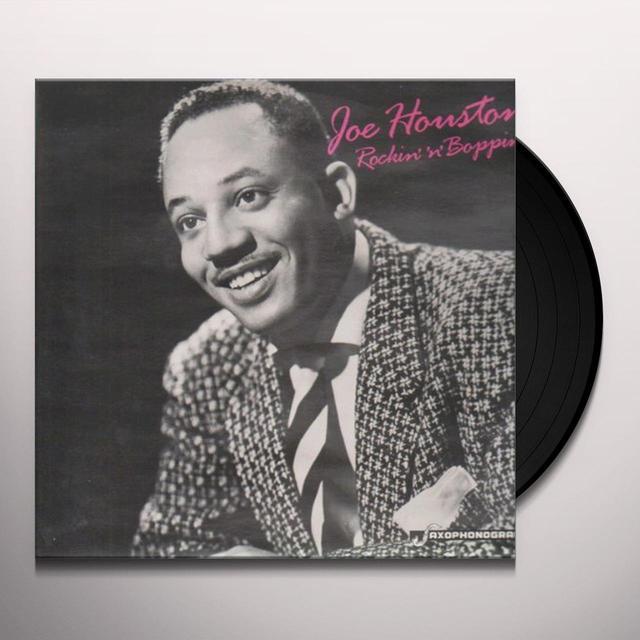 Joe Houston N BOPPIN Vinyl Record