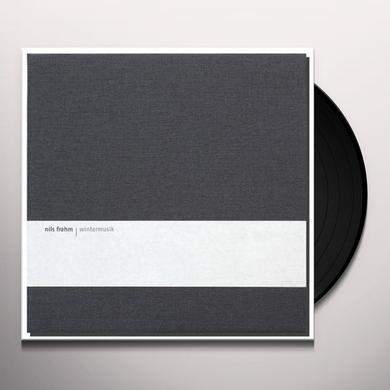 Nils Frahm WINTERMUSIK Vinyl Record