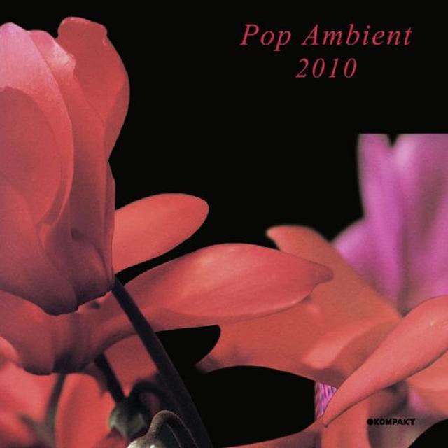 POP AMBIENT 2010 / VARIOUS Vinyl Record