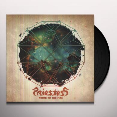 Priestess PRIOR TO THE FIRE Vinyl Record - Digital Download Included