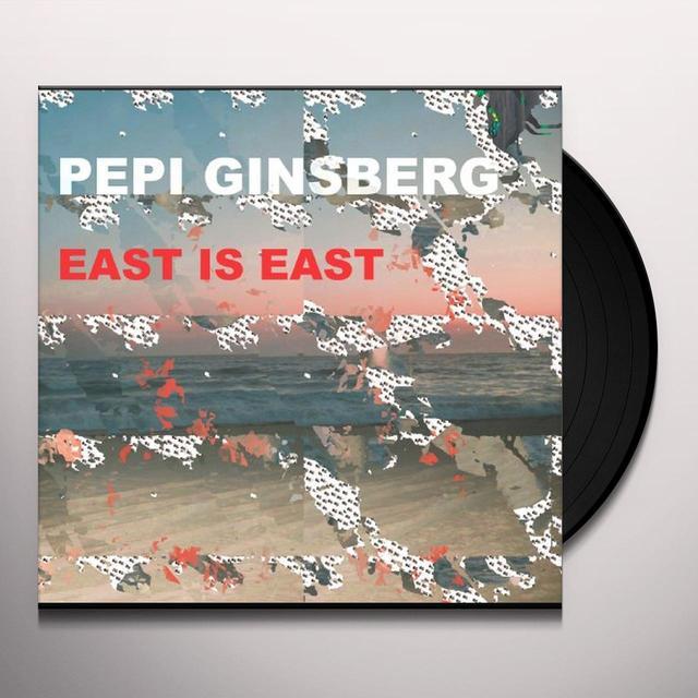 Pepi Ginsberg EAST IS EAST Vinyl Record