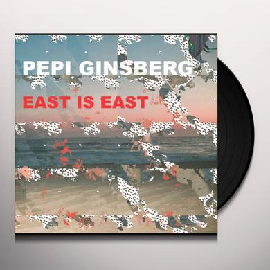 Pepi Ginsberg EAST IS EAST Vinyl Record