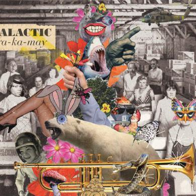 Galactic YA-KA-MAY Vinyl Record