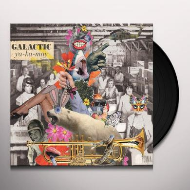 Galactic YA-KA-MAY Vinyl Record