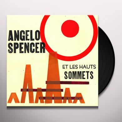 ANGELO SPENCER ET LES HAUS SOMMETS Vinyl Record