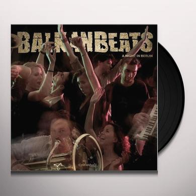 Robert Soko BALKANBEATS: A NIGHT IN BERLIN Vinyl Record