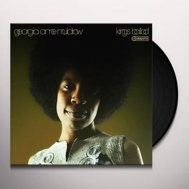 Georgia Anne Muldrow KINGS BALLAD Vinyl Record