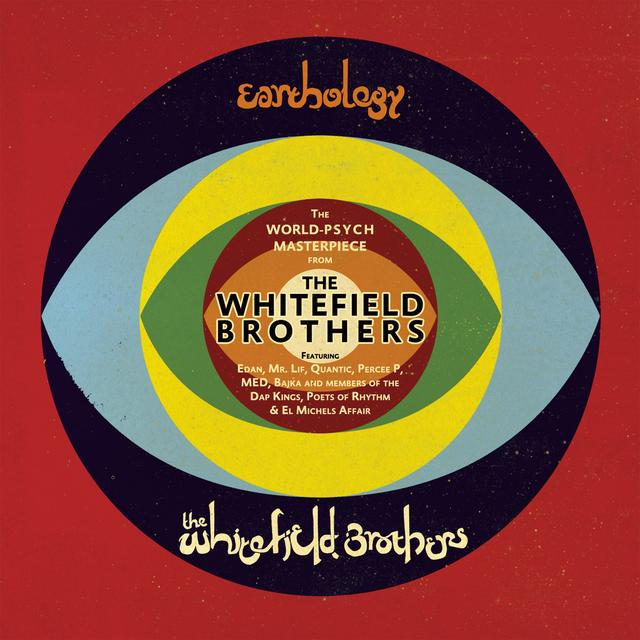 Whitefield Brothers EARTHOLOGY Vinyl Record