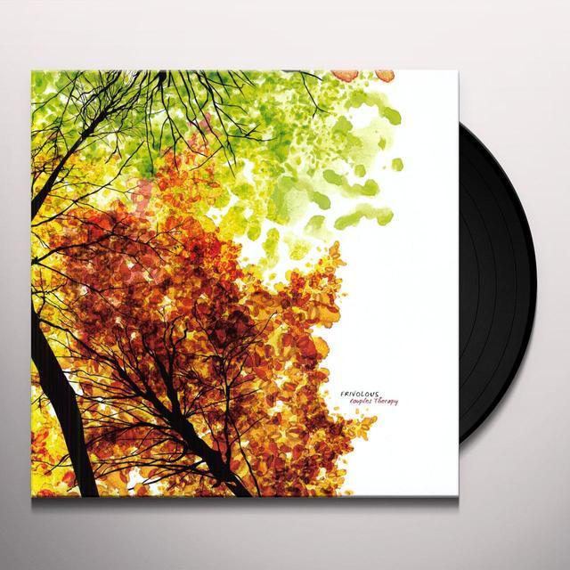 Frivolous COUPLES THERAPY Vinyl Record
