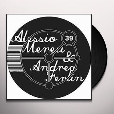 Alessio Mereu / Andrea Ferlin DEEP THOUGHTS (EP) Vinyl Record