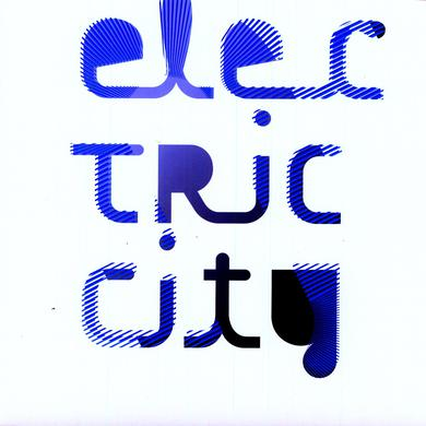 Terence Fixmer ELECTRIC CITY Vinyl Record
