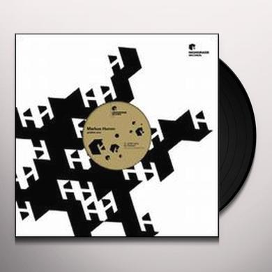 Markus Homm / Ludwig Coenen GOLDEN ZOO (EP) Vinyl Record