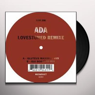 Ada LOVESTONED REMIXE Vinyl Record