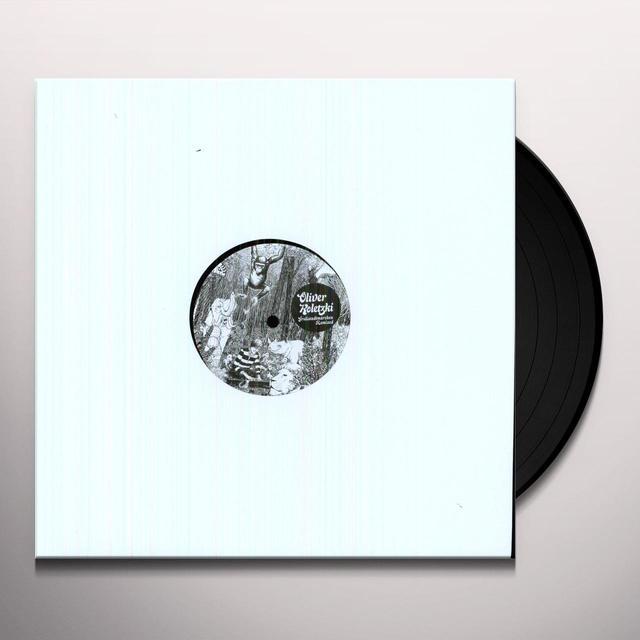 Oliver Koletzki GROBSTADMARCHEN REMIXED (EP) Vinyl Record - Remix