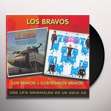 ILUSTRISIMOS BRAVOS Vinyl Record