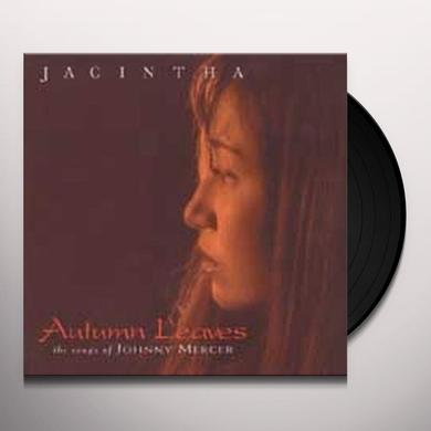 Jacintha AUTUMN LEAVES Vinyl Record - 180 Gram Pressing
