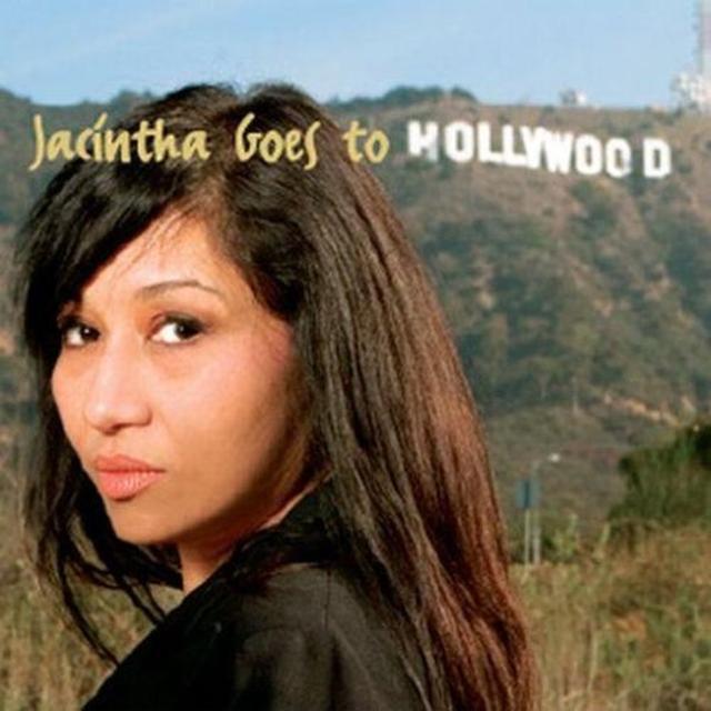 JACINTHA GOES TO HOLLYWOOD Vinyl Record - 180 Gram Pressing