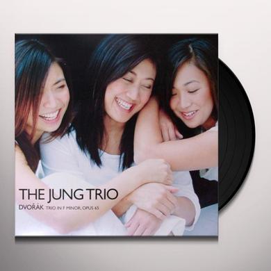 Jung Trio PIANO TRIO IN F MINOR Vinyl Record - 180 Gram Pressing