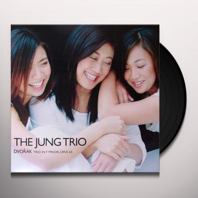 Jung Trio PIANO TRIO IN F MINOR Vinyl Record
