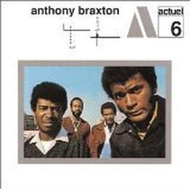 ANTHONY BRAXTON Vinyl Record