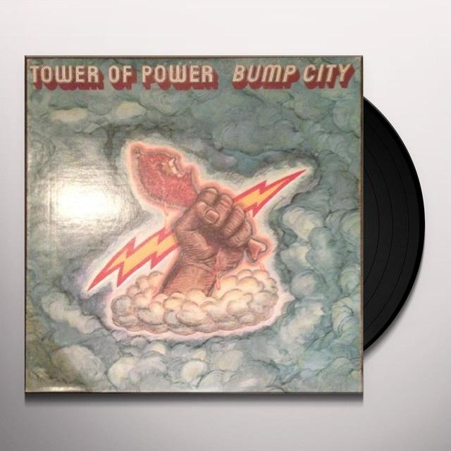 Tower Of Power BUMP CITY Vinyl Record