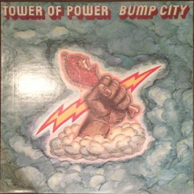Tower Of Power BUMP CITY Vinyl Record - 180 Gram Pressing