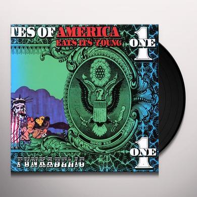 Funkadelic AMERICA EATS IT YOUNG Vinyl Record - 180 Gram Pressing