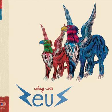 Zeus SAY US Vinyl Record