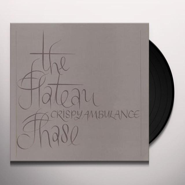 Crispy Ambulance PLATEUA PHASE Vinyl Record - Limited Edition, 180 Gram Pressing