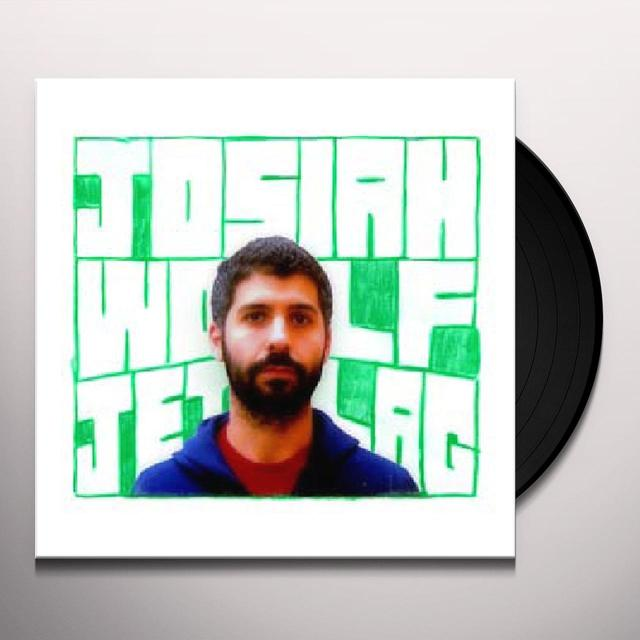 Josiah Wolf JET LAG Vinyl Record - Limited Edition