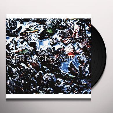 Men Among Animals RUN EGO Vinyl Record