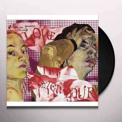 Nom De Guerre LOVE THY NEIGHBOUR Vinyl Record