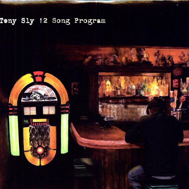 Tony Sly 12 SONG PROGRAM Vinyl Record