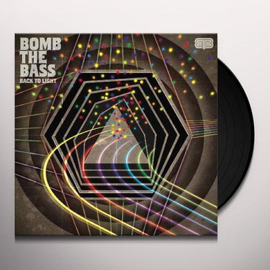 Bomb The Bass BACK TO LIGHT Vinyl Record