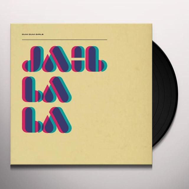 Dum Dum Girls JAIL LA LA Vinyl Record