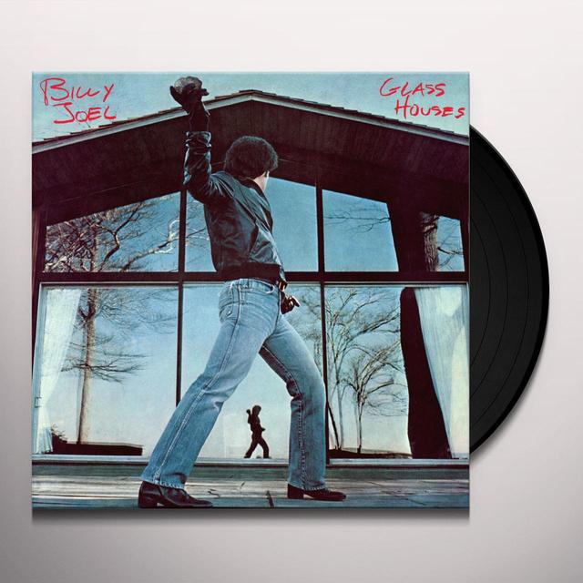 Billy Joel GLASS HOUSES Vinyl Record - Limited Edition, 180 Gram Pressing
