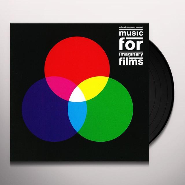 Arling & Cameron MUSIC FOR IMAGINARY FILMS Vinyl Record