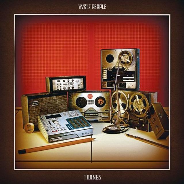 Wolf People TIDINGS Vinyl Record