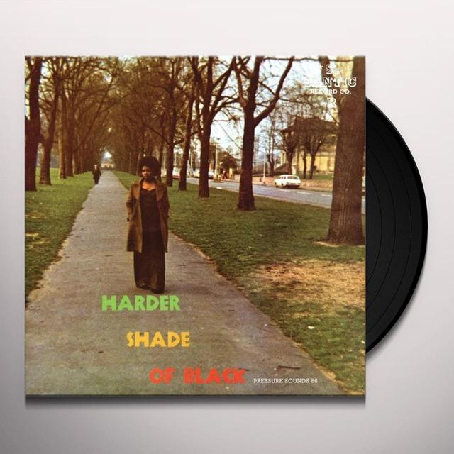 Harder Shade Of Black / Various (Rmst) HARDER SHADE OF BLACK / VARIOUS Vinyl Record