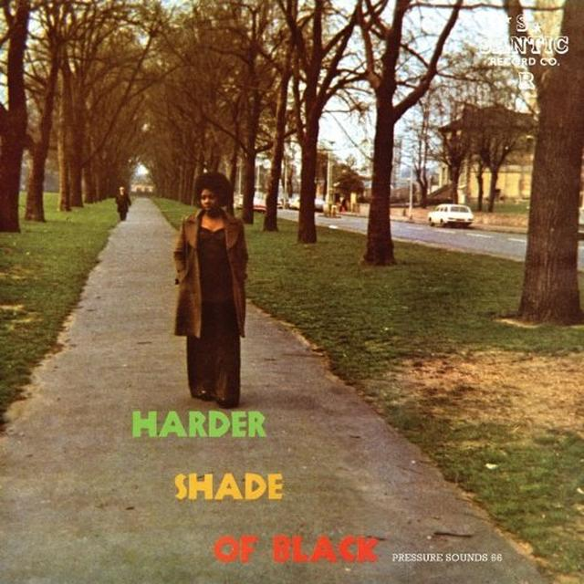 Harder Shade Of Black / Various (Rmst) HARDER SHADE OF BLACK / VARIOUS Vinyl Record - Remastered