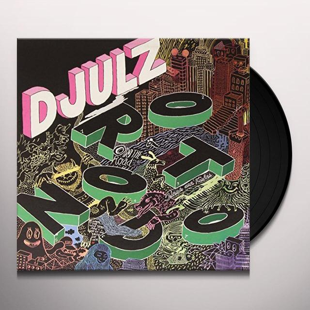 D'Julz ROTONDO (EP) Vinyl Record