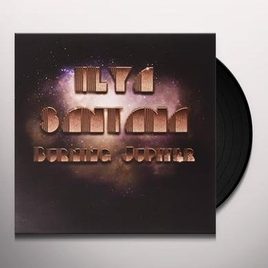 Ilya Santana BURNING JUPITER Vinyl Record