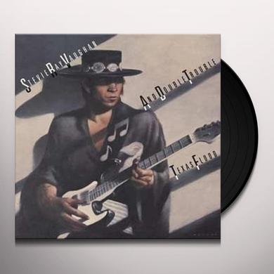 Stevie Ray Vaughan TEXAS FLOOD Vinyl Record
