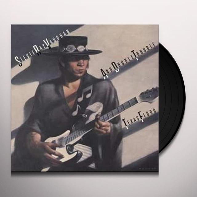 Stevie Ray Vaughan TEXAS FLOOD Vinyl Record