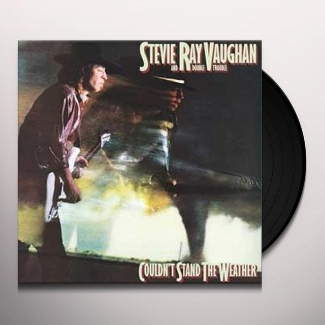 Stevie Ray Vaughan COULDN'T STAND THE WEATHER Vinyl Record