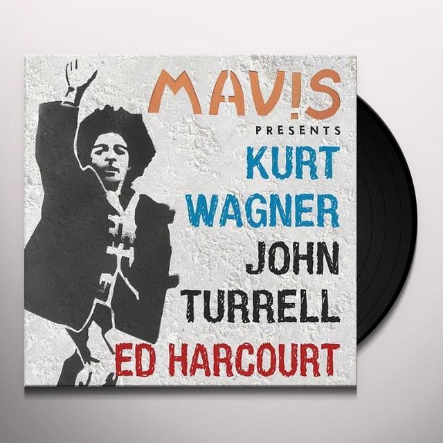 Mavis GANGS OF ROME (EP) Vinyl Record