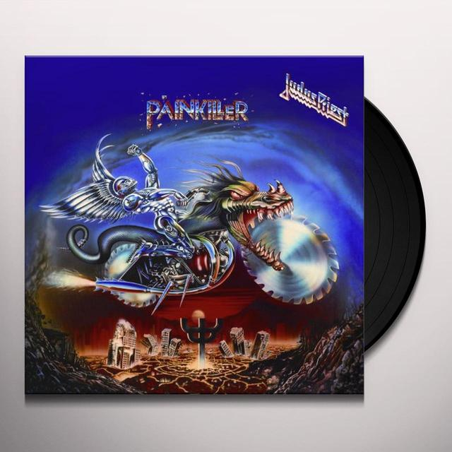 Judas Priest PAINKILLER Vinyl Record - UK Import