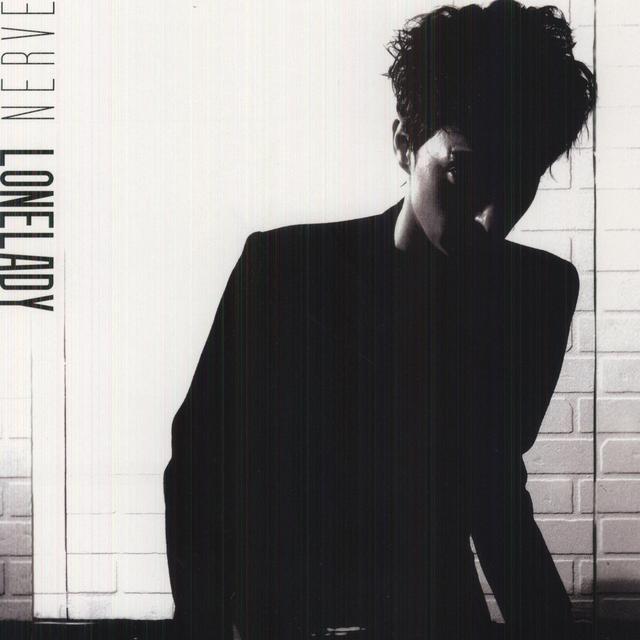 Lonelady NERVE UP Vinyl Record