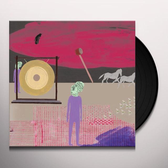 Quasi AMERICAN GONG Vinyl Record